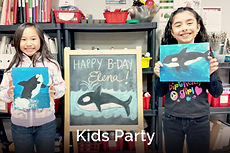 Kids Birthday Parties Art Hub Markham