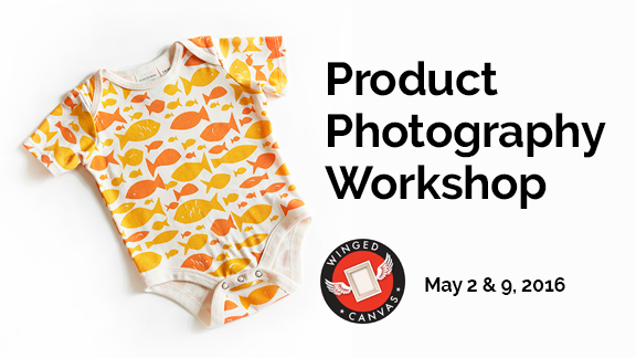 Product Photography Workshop for Small Business