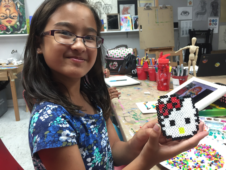 Hello Kitty Summer Art Camp Markham