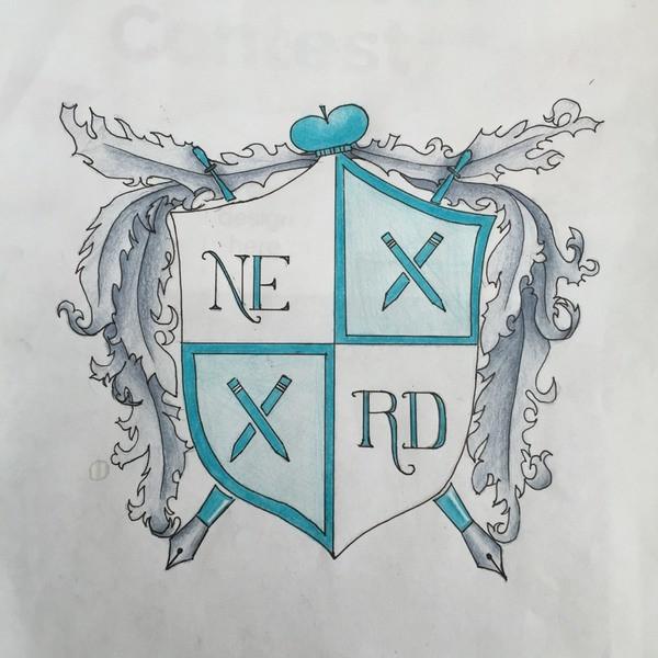 Artist coat of arms - symbol of art