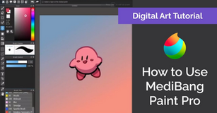 MediBang Paint: A must-try for beginners in Digital Art