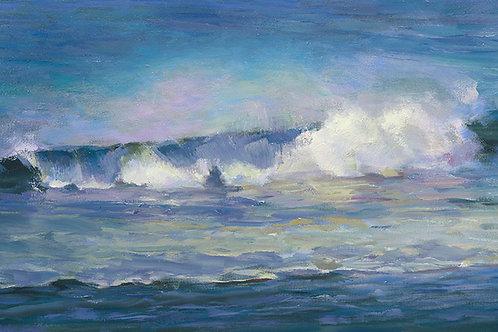 Oceanscape I: Deep Blue