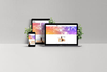 Creators Collective Website Design