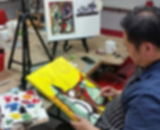 Art for Kids | Art Hub Markham | Winged Canvas
