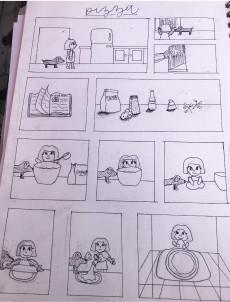 Cartooning & Anime