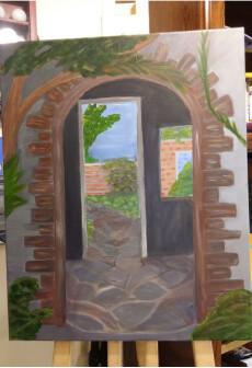 Landscape Painting Teen Intensive