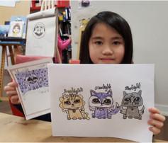 Cartooning and Anime