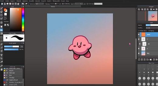 Kirby-demo-screenshot-art-party.jpg