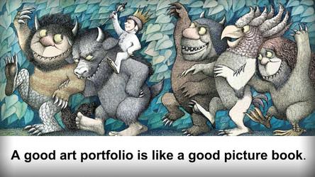How to Design an Effective Art Portfolio