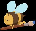 spring bee left illustration.png