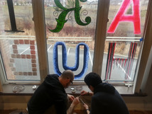 Making a Billboard out of a Window