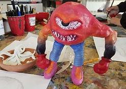Sculpture-Teen-Artwork-Summer-Intensive-