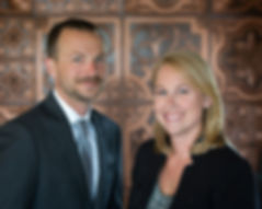 Jerrod and Natalee Clement, owners of Clement Companies, personally oversee every project they build.