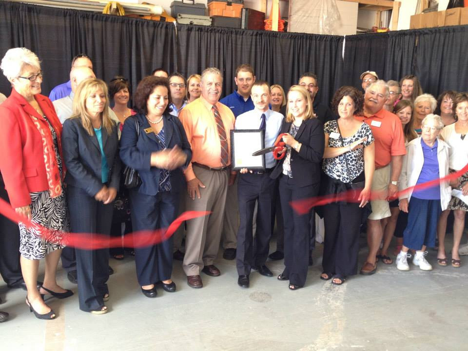 Clement Companies Ribbon Cutting