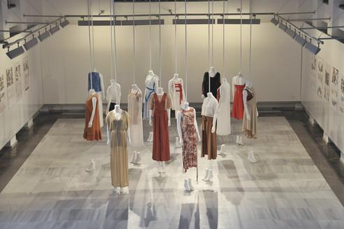 ATT Clothing Mimar Sinan University Exhibition