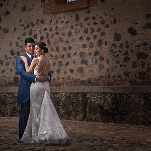 Carmen y Alejandro