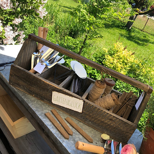 Gartenhandtasche mit 5 Fächer