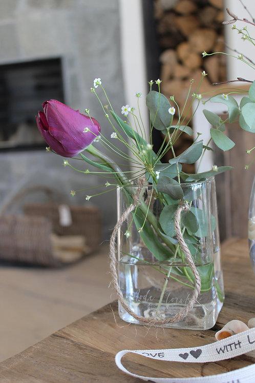 Mode Floral Bag VaseS