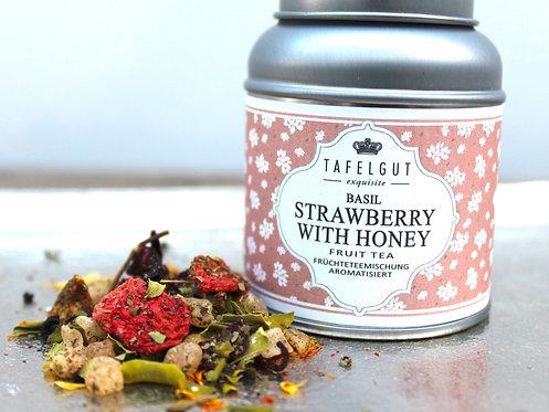 Strawberry with Honey Tee