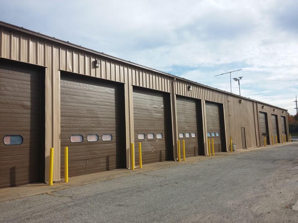 SST Warehouse Doors