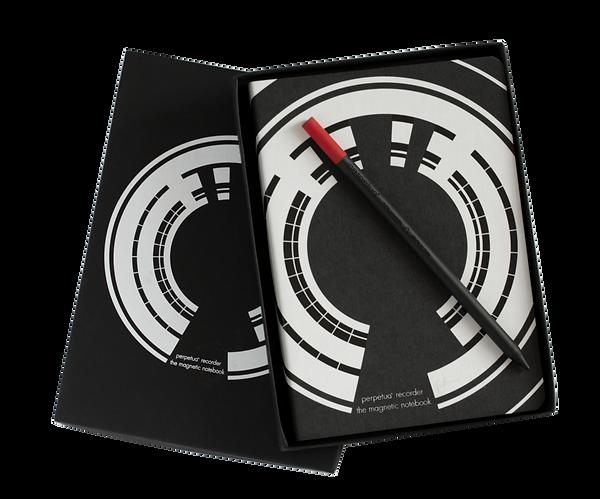Perpetua recorder the magnetic notebook e le sue caratteristiche