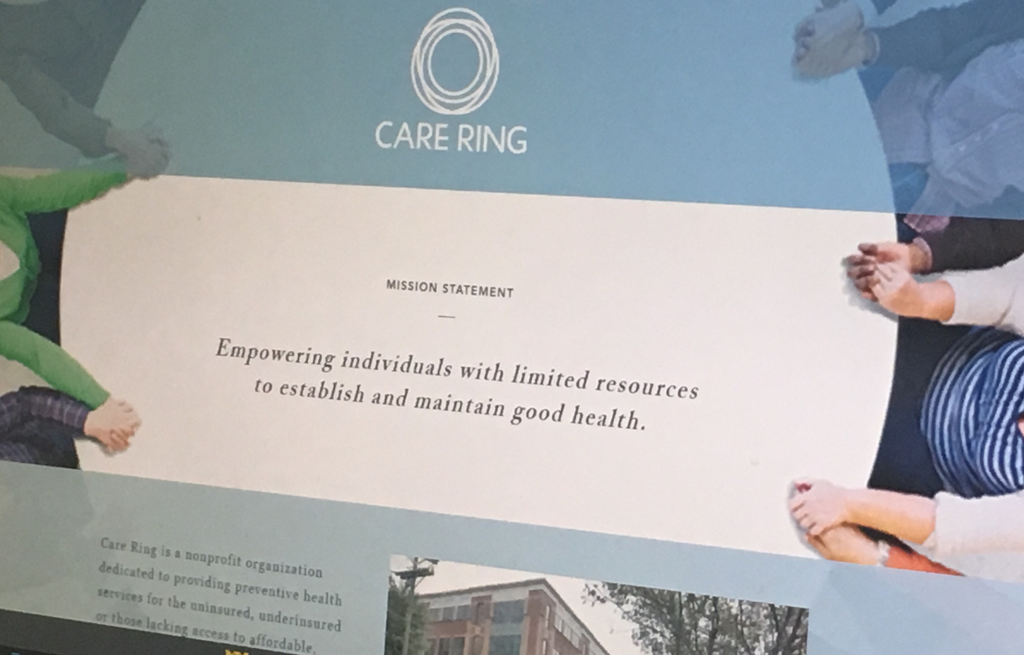 Care Ring Primary Care For People With Modest Resources, Charlotte NC