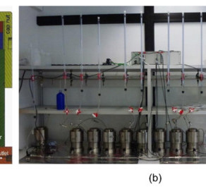 Swelling Pressure and Permeability of Compacted Bentonitefrom 10th Khutor Deposit (Russia)