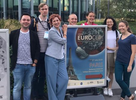 Euroclay2023 в Москве!