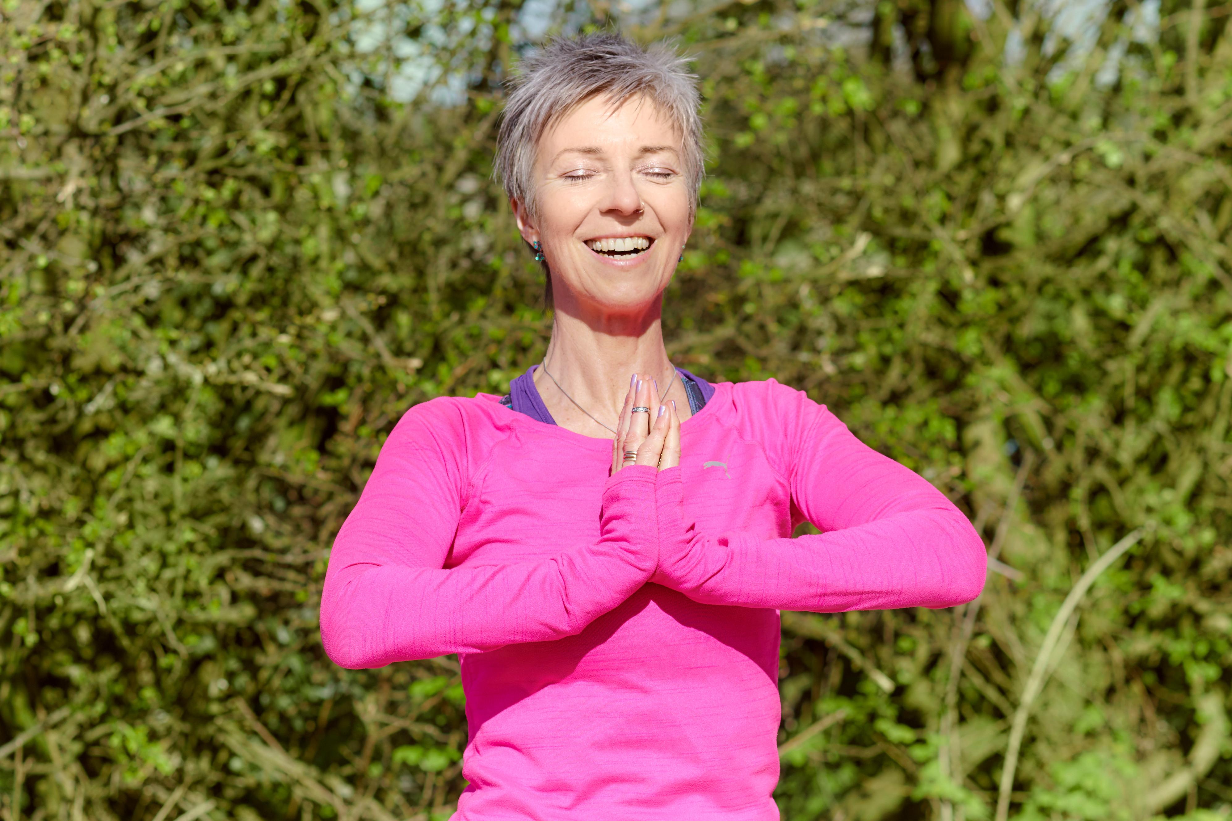 Wigan and Leigh carers yoga
