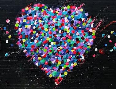 Abund Web imager - Heart Confetti 2 rec.
