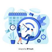 concept-gestion-du-temps-pour-page-desti