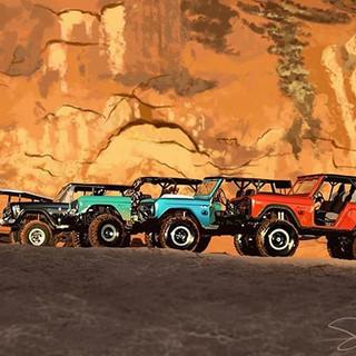 friends in moab