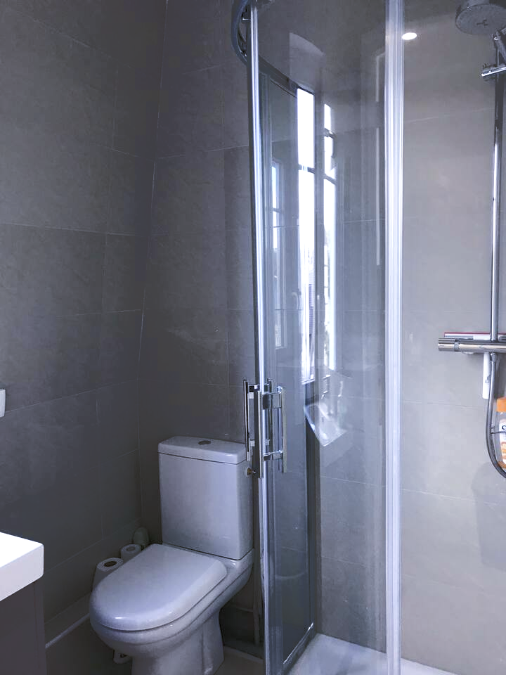 Salle de bain - Duplex Cosy Deauville_ed