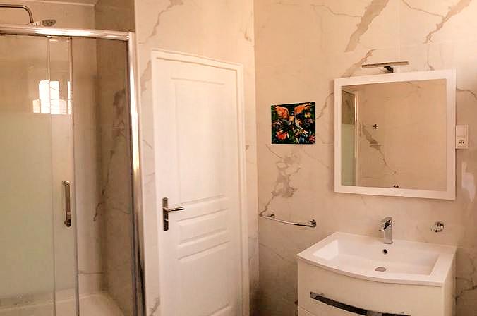 Salle de bain - Logement de charme - Dea