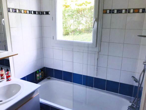 Salle de bain - Jardin Privatif - Trouvi