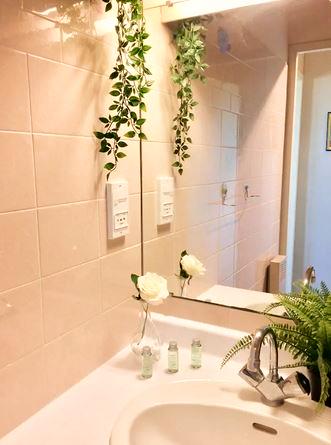 Salle de bain - Le Yearling - Deauville_