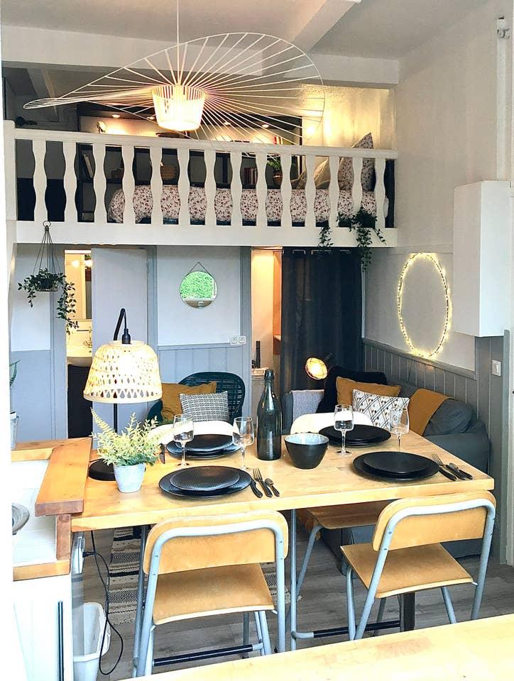 Appartement de charme 14