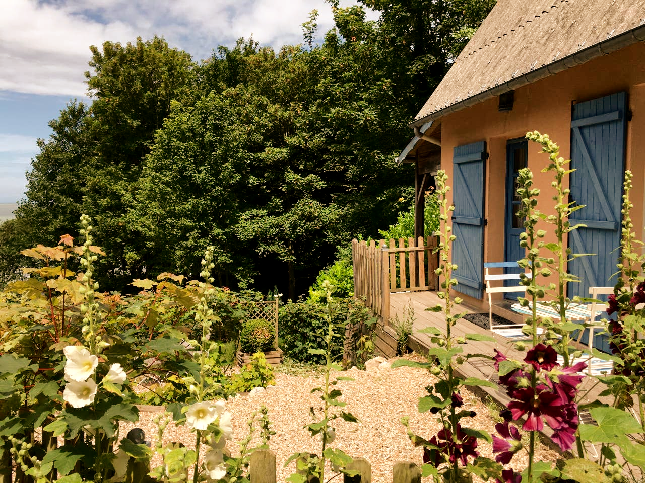 Cottage Le Clos Marin Bienvenue - Cricqu