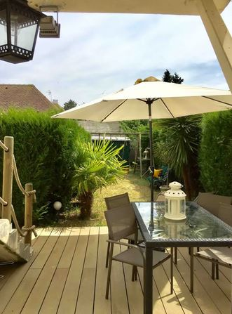 Terrasse - Hyper Centre - Deauville
