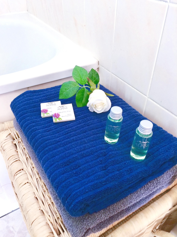Le Marin - Produits et serviettes salle