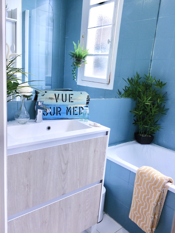 Le Belvédère Berneville - Salle de bain_