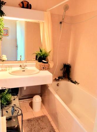 Salle de bain - Le Yearling - Deauville