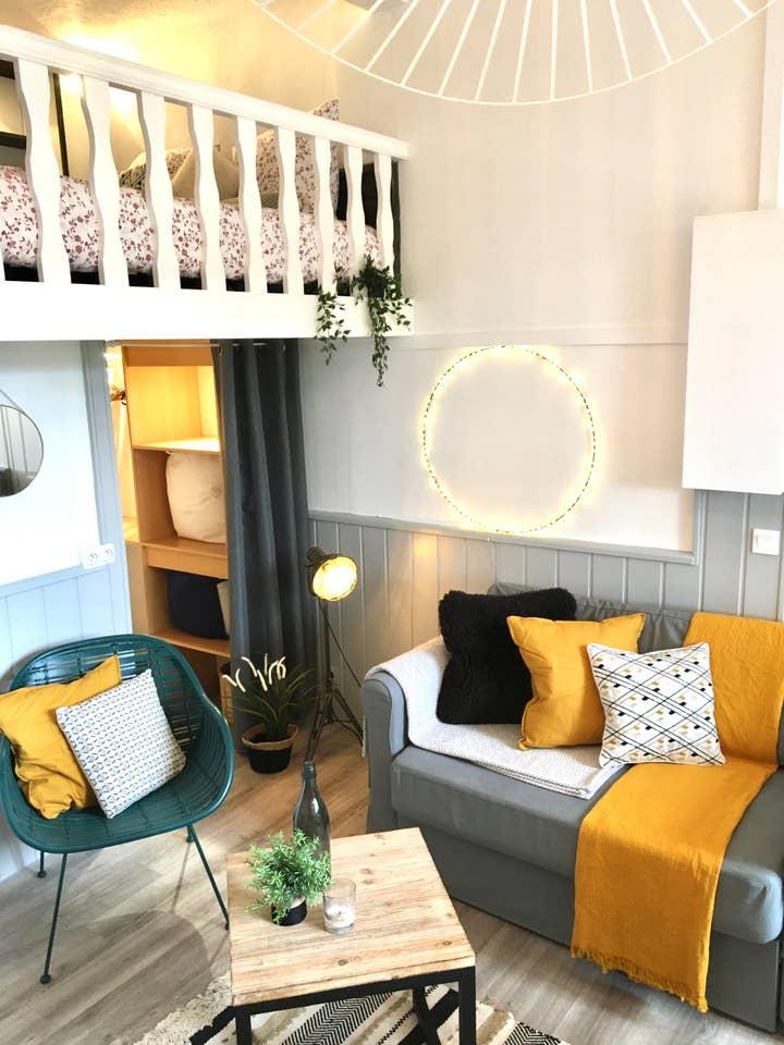 Appartement de charme 12
