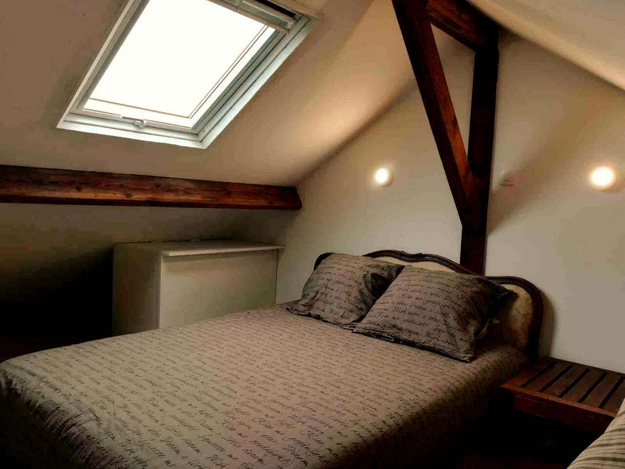 Chambre - Duplex Cosy Deauville_edited