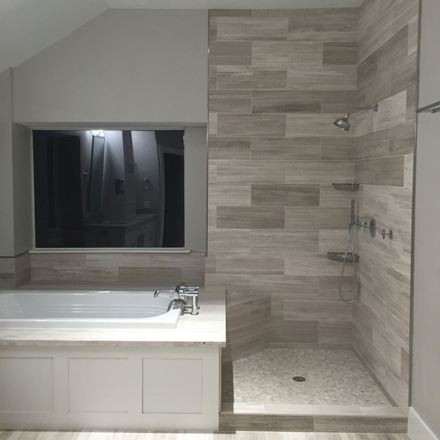 Tub and Shower After
