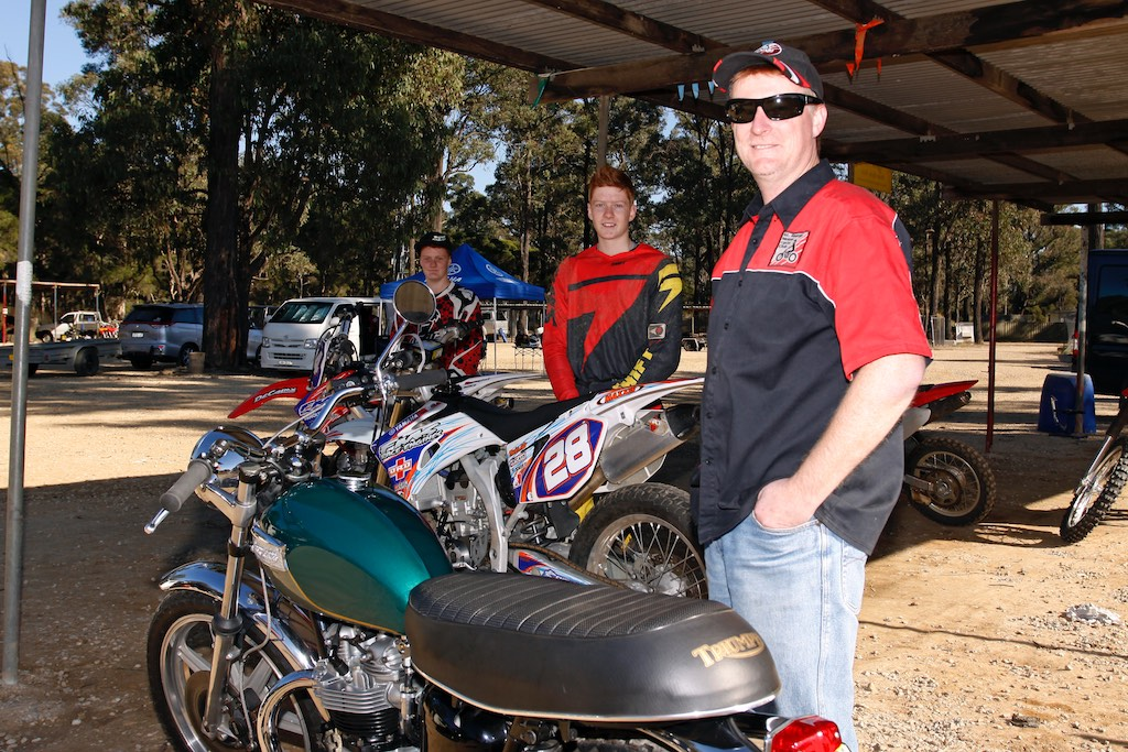 Flat track reduced 7