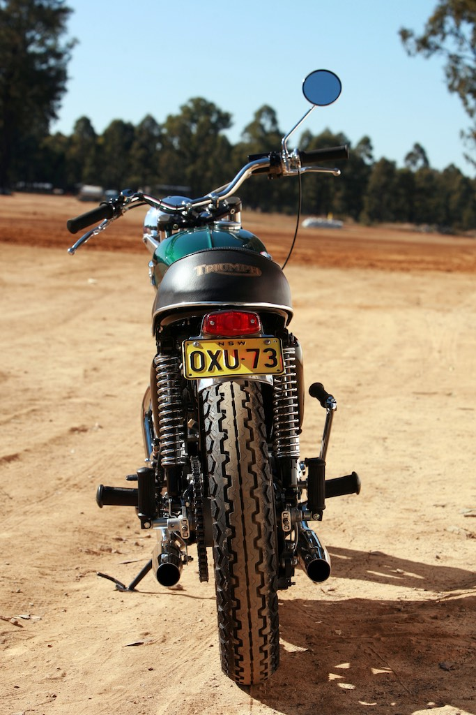 Flat track reduced 30