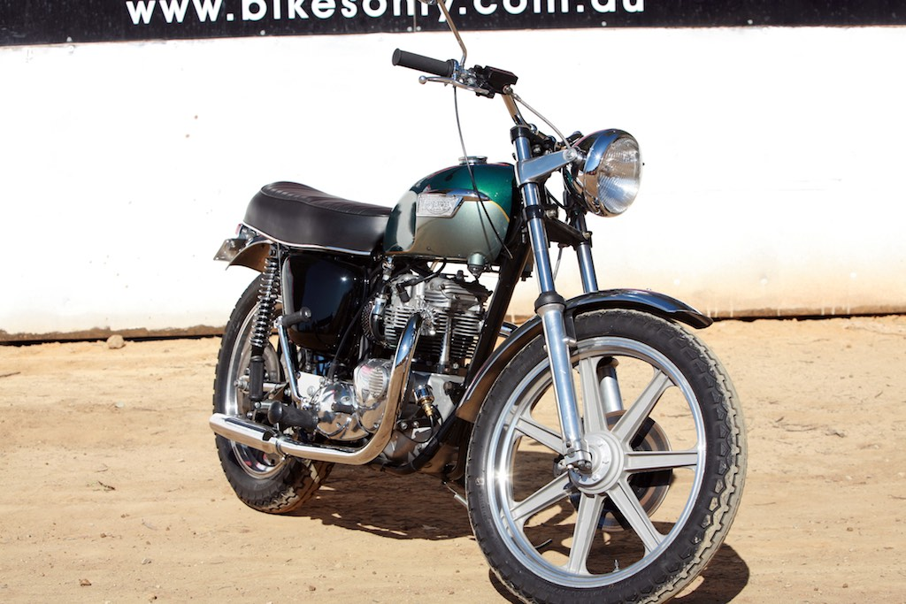 Flat track reduced 69