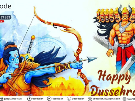 A very happy Dussehra to you and your family.