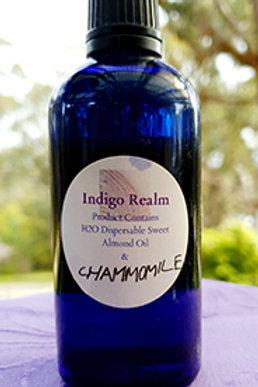 Chammomile Massage Oil.